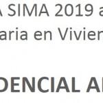 Premios ASPRIMA SIMA 2019 - RESIDENCIAL ALPHA -