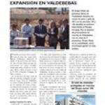 Grupo IBOSA coloca la primera piedra de dos nuevas obras en Valdebebas.