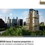 Grupo IBOSA lanza 3 nuevos proyectos