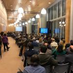 Grupo Ibosa celebra la primera reunión informativa del proyecto en Rodríguez Arias Kalea, 1-3 en Bilbao