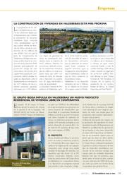 El Grupo Ibosa impulsa en Valdebebas un nuevo proyecto residencial de Vivienda Libre en cooperativa