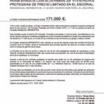 Próxima entrega de llaves de las primeras 28 VPPL en El Escorial
