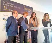 Entrega de 28 viviendas protegidas en El Escorial