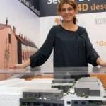 I Feria Inmobiliaria de Segovia. Entrevista a Noelia Vergaz