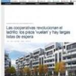 """Las cooperativas revolucionan el ladrillo: los pisos """"vuelan"""" y hay largas listas de espera."""